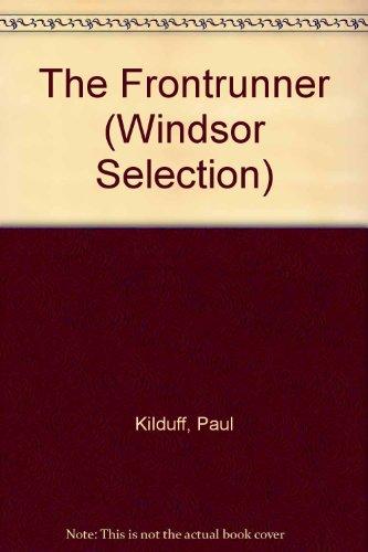 9780754016809: The Frontrunner (Windsor Selection)