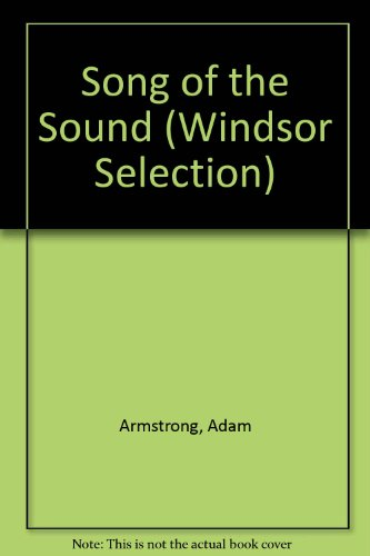 9780754017776: Song of the Sound (Windsor Selection)
