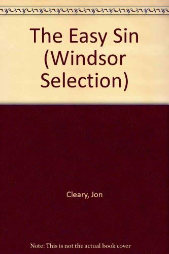 9780754018377: The Easy Sin (Windsor Selection)