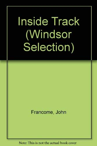 9780754018827: Inside Track (Windsor Selection)