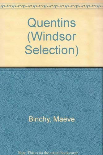 Quentins (Windsor Selection): Binchy, Maeve