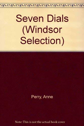9780754019589: Seven Dials (Windsor Selection S.)