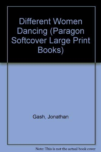9780754021025: Different Women Dancing (Paragon Softcover Large Print Books)
