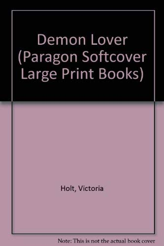 9780754021346: Demon Lover (Paragon Softcover Large Print Books)