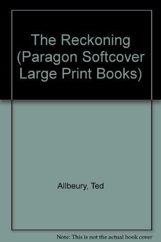 9780754023562: The Reckoning (Paragon Softcover Large Print Books)