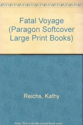 9780754024903: Fatal Voyage (Paragon Softcover Large Print Books)