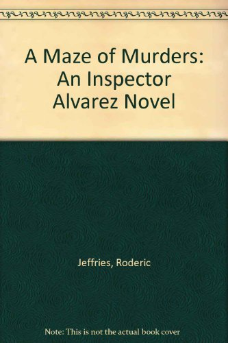 9780754032519: A Maze of Murders: An Inspector Alvarez Novel