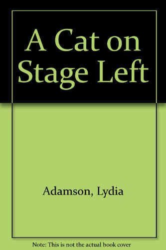 9780754035138: A Cat on Stage Left