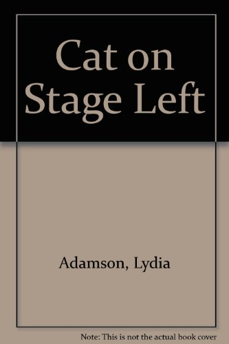 9780754035145: Cat on Stage Left