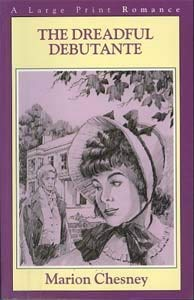 9780754036326: The Dreadful Debutante (Camden)