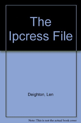 9780754043843: The Ipcress File