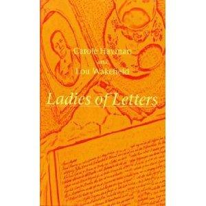 9780754043867: Ladies of Letters