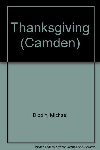 9780754045014: Thanksgiving (Camden)