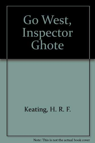 9780754045458: Go West, Inspector Ghote
