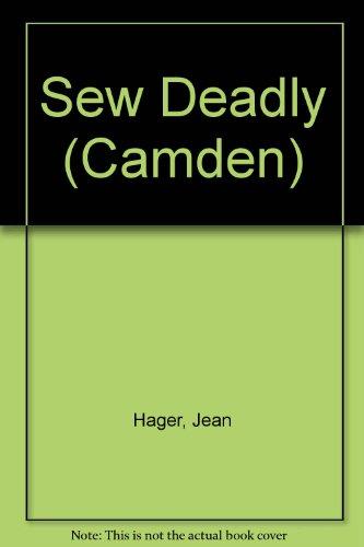 9780754045878: Sew Deadly: An Iris House B&B Mystery (Camden)