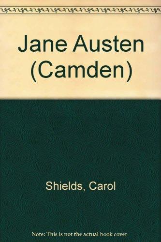 9780754045977: Jane Austen (Camden)