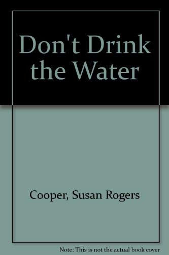 9780754046318: Don't Drink the Water: An E.J. Pugh Mystery