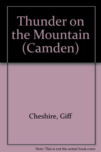 9780754046622: Thunder on the Mountain (Camden)