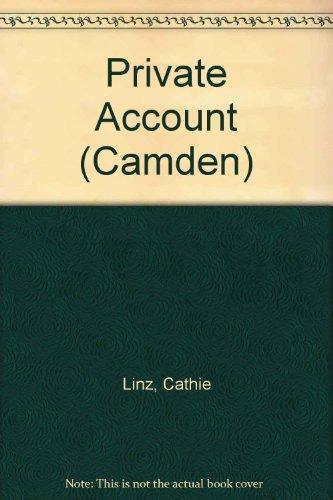 9780754046974: Private Account (Camden)