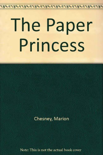 9780754048336: The Paper Princess