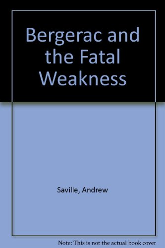 9780754048848: Bergerac and the Fatal Weakness