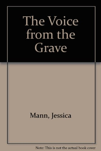 9780754049920: The Voice from the Grave