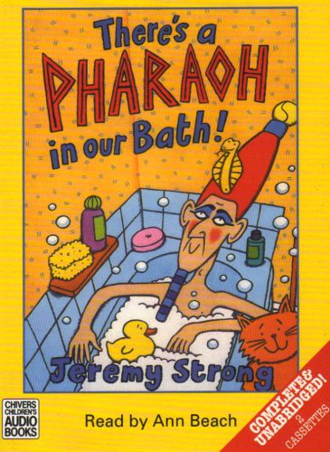 Image result for there's a pharaoh in our bath