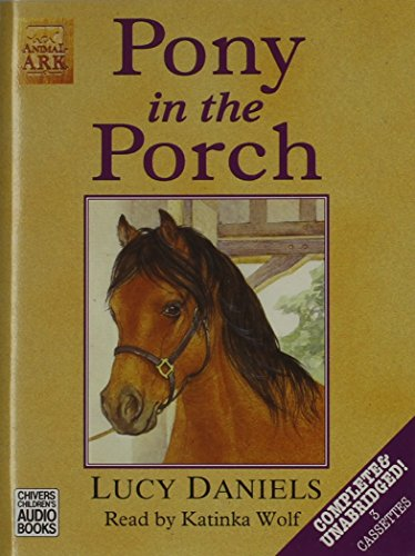 9780754051480: Pony in the Porch (Animal Ark Series #2)