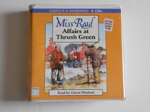 9780754053651: Affairs at Thrush Green (Thrush Green, Book 7)