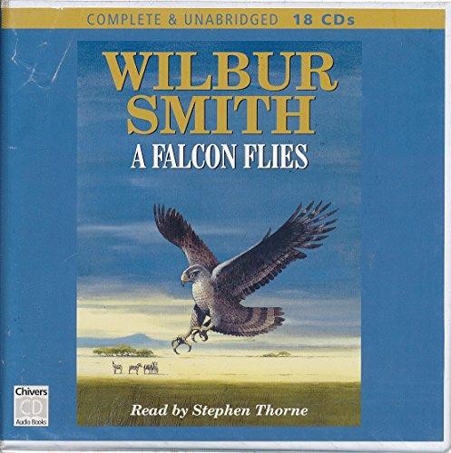 A Falcon Flies (Ballantyne Novels): Smith, Wilbur