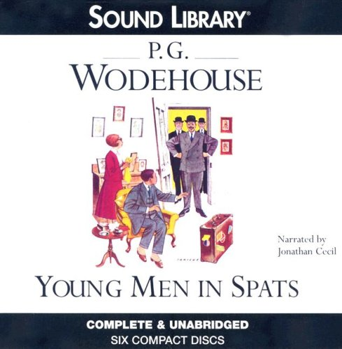 9780754054504: Young Men in Spats: Complete & Unabridged