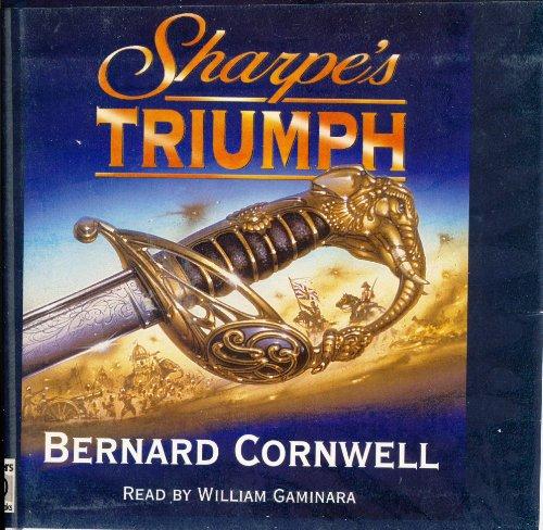 9780754054740: Sharpe's Triumph (Richard Sharpe's Adventure Series #2)