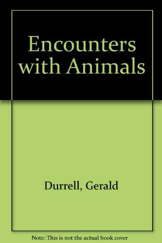 9780754055143: Encounters With Animals