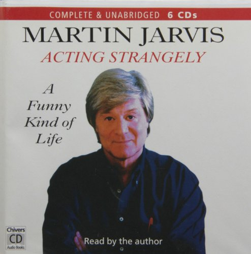 9780754055297: Acting Strangely: A Funny Kind of Life