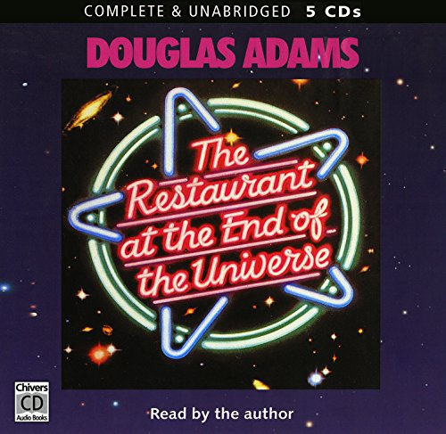9780754055600: The Restaurant at the End of the Universe (Hitchhiker's Guide, #2)