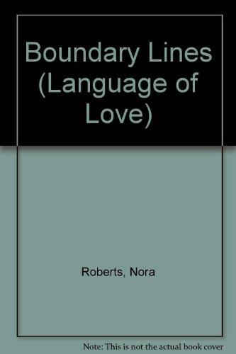 9780754056874: Boundary Lines (Language of Love)
