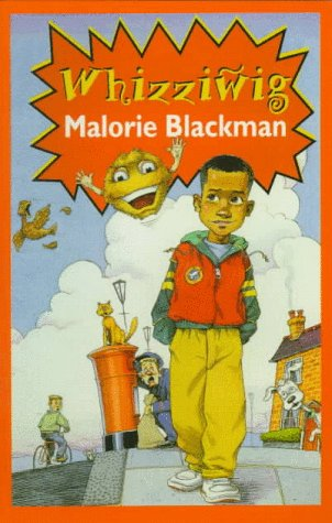 Whizziwig (Galaxy Children's Large Print): Blackman, Malorie