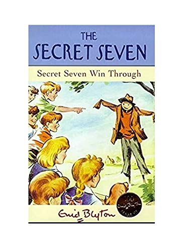 9780754060680: Secret Seven Win Through (Galaxy Children's Large Print Books)