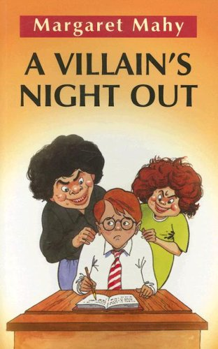 A Villain's Night Out (Galaxy Children's Large Print Books) (9780754060833) by Margaret Mahy