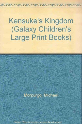 9780754060963: Kensuke's Kingdom (Galaxy Children's Large Print Books)
