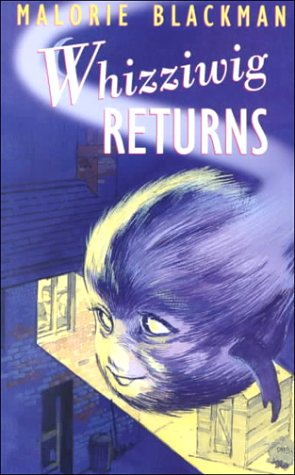 Whizziwig Returns (Galaxy Children's Large Print) (0754061280) by Malorie Blackman
