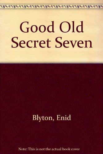 9780754061342: Good Old Secret Seven
