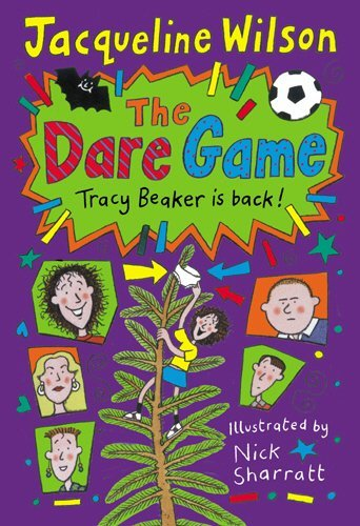 9780754061717: The Dare Game (Galaxy Children's Large Print Books)