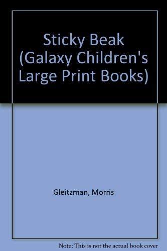 9780754061809: Sticky Beak (Galaxy Children's Large Print Books)