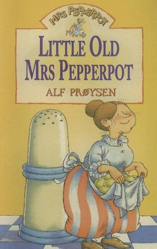9780754061991: Little Old Mrs Pepperpot (Galaxy Children's Large Print)