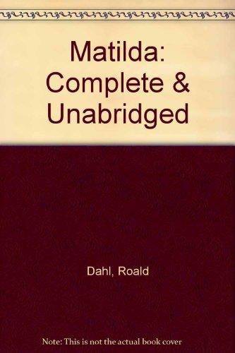 9780754065098: Matilda: Complete & Unabridged