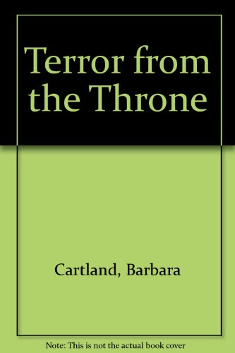 9780754072096: Terror from the Throne