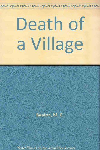 9780754072263: Death of a Village: a Hamish Macbeth Mystery