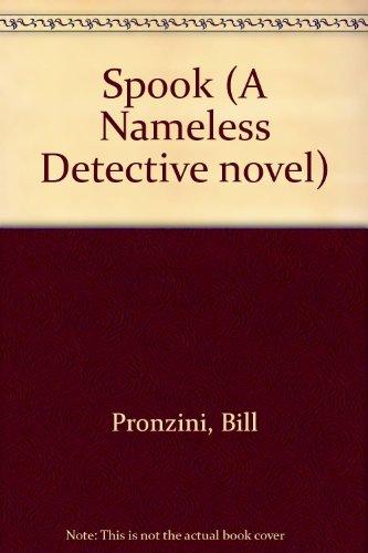 9780754072485: Spook (A Nameless Detective Novel)