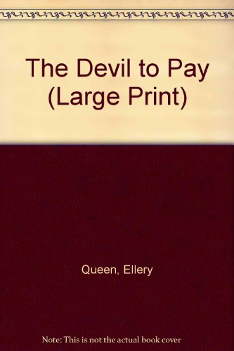 9780754073635: The Devil to Pay